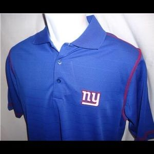 Men's Antigua New York Giants NFL Icon Polo Sz. S